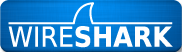 Logo programu Wireshark
